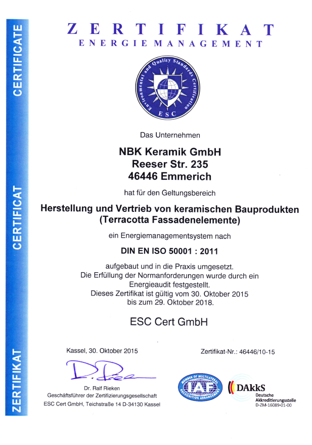 EnMs ISO 50001